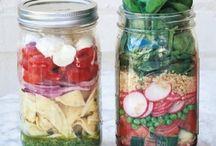 Salads / One course salads