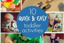 Best of Toddler Approved / These posts are all popular favorites from toddlerapproved.com! They feature activities, crafts, recipes, parenting tips, and play ideas for kids ages 0-6.  / by Kristina @ Toddler Approved