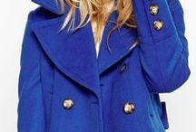 Coats of many colors / Coats I like