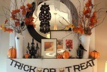 Halloween / Decorating, costume ideas