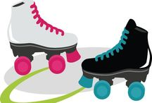 brynn's sk8ing party / by erin