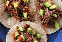 Tex-Mex / Mexican food
