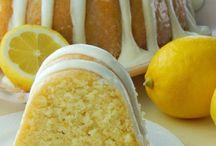When life gives you lemons / Yummy lemon treats