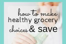 Meal Planning + Prep / Healthy recipes, tips and money saving tips!