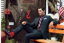 Mens Fashion / by Jacquelin Courtine