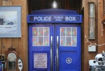 Doctor Who / by Melissa Atwell