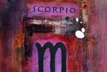 Zodiac things / A board for my love of Astrology, but mainly for Scorpio and Leo. / by Leslie