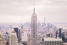 New York Je T'aime / by Joie