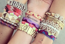 arm party / It's just a little obsession... / by Casey LeBlanc