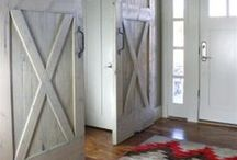 Red Barn Door / by sydney-kirk