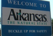 Arkansas / My Home State! / I love my home state of Arkansas! Beautiful, land of opportunity, and the natural state!  / by Velta Thomas