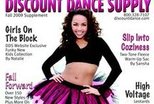 "Throwback Discount Dance Catalog Covers / Some of our favorite dancers as cover models from ""back in the day!"" / by Discount Dance Supply - Dance Apparel and Lifestyle"