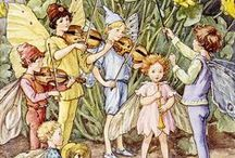Fairies / by Linda Pearman