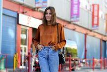 Street Style / Street Style + Fashion Week Street Style