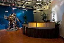Cool Reception Desks