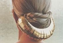 Adornment / jewelry and accessories styled.