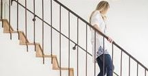 staircases / Inspiration for staircases, runners, etc.