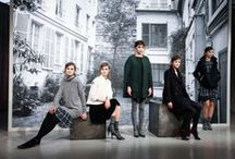 JOIE Fall 2014 Collection / Get an exclusive look at the inspiration behind our Fall 2014 presentation and follow along to see the collection come to life at Fashion Week.  / by Joie