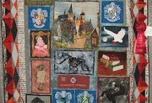 Harry Potter crafts and fun stuff / by Linda Pearman