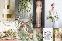 Art Nouveau Wedding
