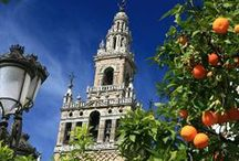 Andalucia / There is something magical about Andalucia. It's Spanish, but not. It's very much Andalucian...
