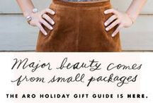 ARO'S GIFT GUIDE
