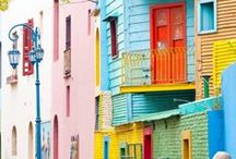 Argentina / From the cosmopolitan capital of Buenos Aires, to the natural grandeur of the Iguazu Falls, to the breathtaking landscapes of Patagonia, Argentina is full of surprises.  See for yourself!  http://www.latinamericaforless.com/argentina/
