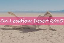 On Location: Desert 2015 / Beautiful shots from our photo shoot in the California desert with David Hofmann! / by Discount Dance Supply - Dance Apparel and Lifestyle