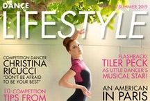 Dance LifeStyle Magazine / Here's a sneak peak of what you get when you download and subscribe to our FREE online dance magazine! Get it now on Google Play or the App Store. / by Discount Dance Supply - Dance Apparel and Lifestyle