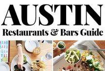 Austin Foodie Guide / Eats & Drinks in Austin, TX