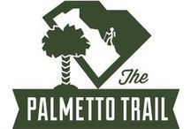 Palmetto Trail - Resources / The Palmetto Trail is South Carolina's premier cross-state trail for hiking, backpacking, cycling, mountain biking, camping, and other active outdoor recreation.  http://palmettoconservation.org/