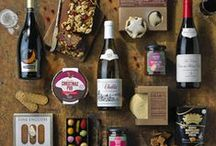 Christmas Taste Boxes / Our take on a #hamper, these taste boxes make great gifts but are also fab for you. Filled with tasty food make by our favourite local and independent producers. You can opt for wrapped or unwrapped taste boxes.