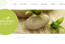 Aroma Beauty website