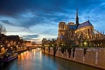 "Notre-dame de Paris / Cathedral of ""Notre Dame de Paris"". Discover the free official  audio guide with your iphone about Notre-Dame of Paris: http://lesguidesnemo.com"