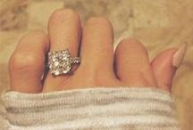 Engagement Rings / by Sara St. Martin