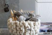 [CREA] Tricot /// Knitting
