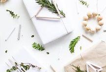 [CREA] Cadeaux /// Gifts