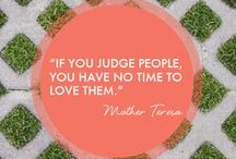 Quotes / by Rebecca Westby