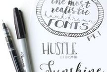 ♣ GRAPHIC DESIGN Fonts