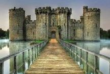 Castles in the UK / The most awe-inspiring castles in the UK / by A Lady in London