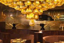 INTERIORS I COMERCIAL / Some commercial interior design ideas. #interior #design #decor / by Sean Finlay