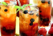 Drinks / by Sherry Erickson