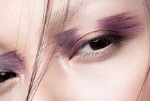 MAKEUP   HAIR / Makeup an hair design #makeup #hair #design  / by Sean Finlay