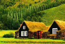 Enchanted Iceland / Enchanting images of Iceland