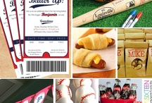 Baseball Bday / by Milinda Monday