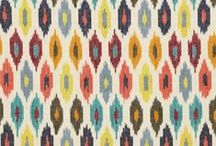 PATTERN   FABRIC I TEXTILE / Design inspiration for rugs and linen.. #design #homedecor #home / by Sean Finlay