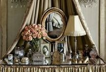 Dressing tablescapes