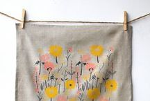 tea towel / by Monique Welker