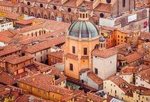 Beautiful Bologna / All things beautiful in Bologna  / by A Lady in London