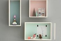 {DECO} etagères /// shelves